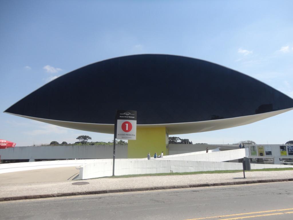 Museu Oscar Niemeyer - Museu do Olho