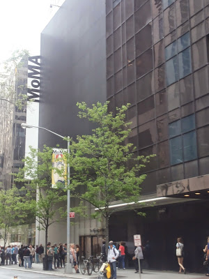 MoMA – Museu de Arte Moderna (The Museum of Modern Art)