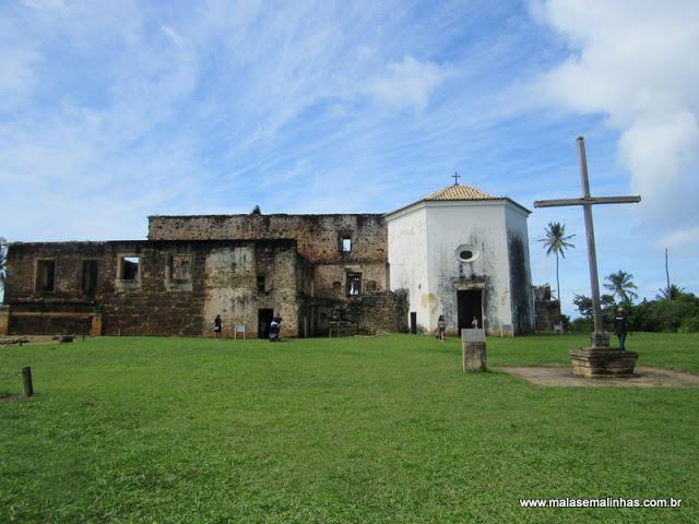 Praia do Forte – Visitando o Castelo Garcia d' Ávila