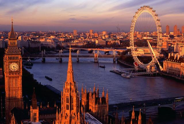 Londres – Quatro delícias da culinária londrina