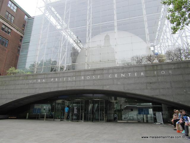 Nova York – Conheça o Planetário Hayden