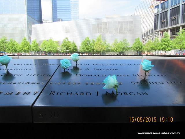 Nova York – Memorial 11 de Setembro (911 Memorial)