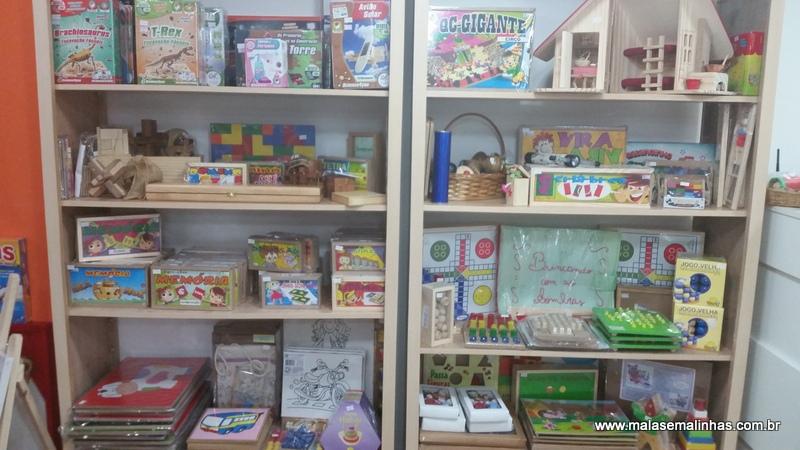 Diversos brinquedos educativos e pedagógicos