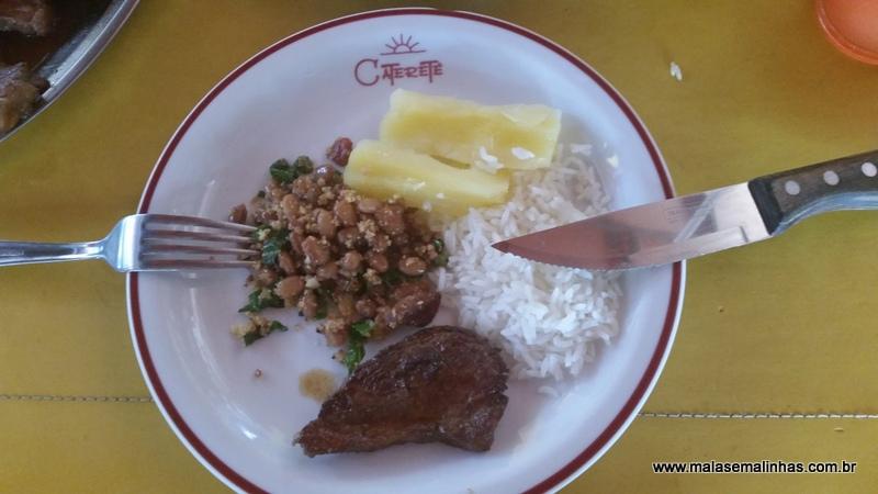 Restaurante Cateretê – Goiânia