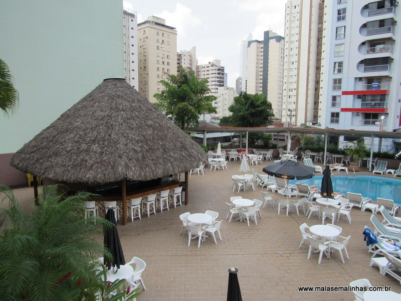 Castro's Park Hotel – Cinco estrelas de Goiânia