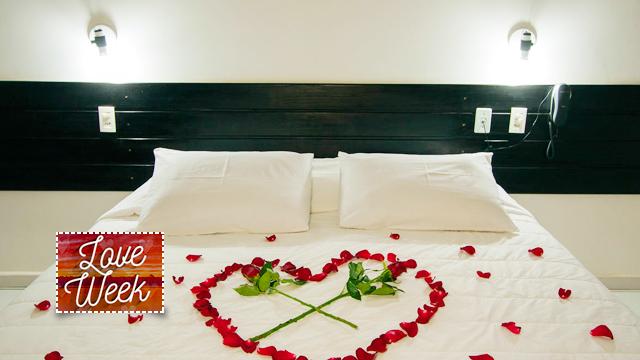 Dicas de hotéis românticos para casal
