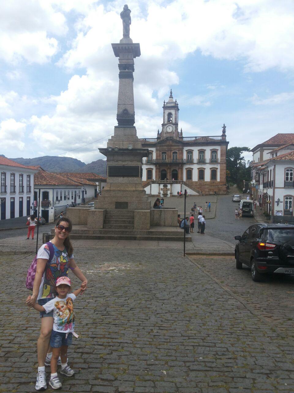 Turistando em Ouro Preto MG