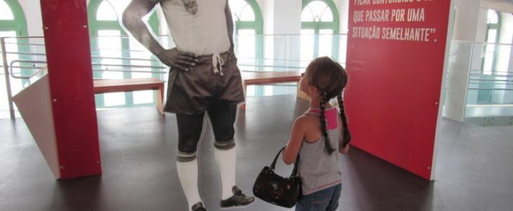 Museu Pelé em Santos