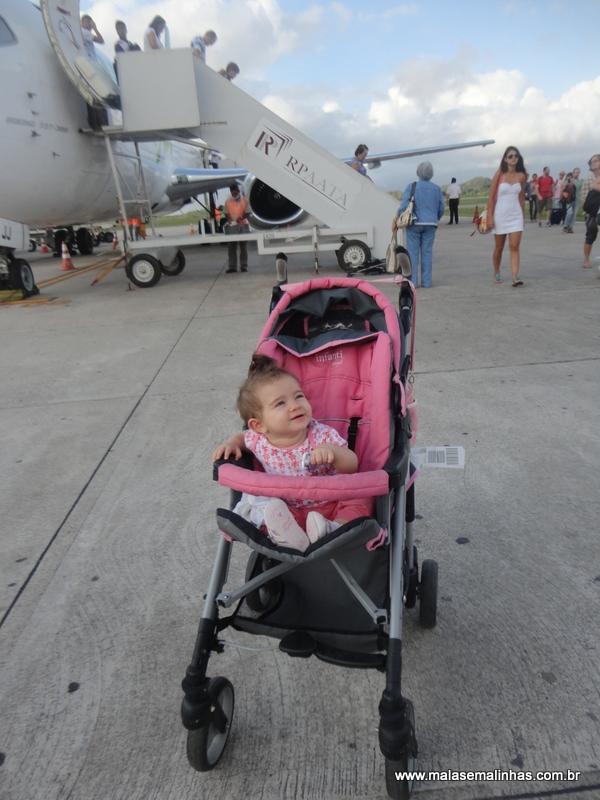Primeiro voo da Beatriz