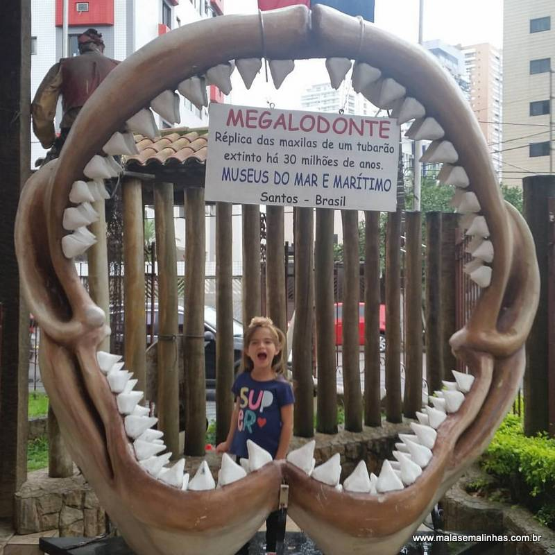 Peça que pode estar no Museu do Mar ou Marítimo (quando nós fomos estava no Marítimo)