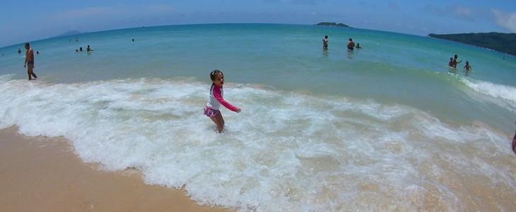Florianópolis e suas belas praias