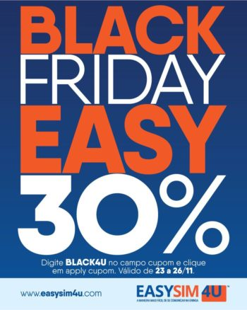 black friday easysim4u