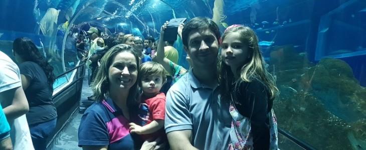 AquaRio – o aquário marinho do Rio de Janeiro